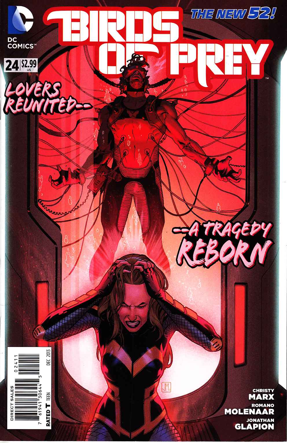 Birds of Prey #24 [DC Comic] THUMBNAIL