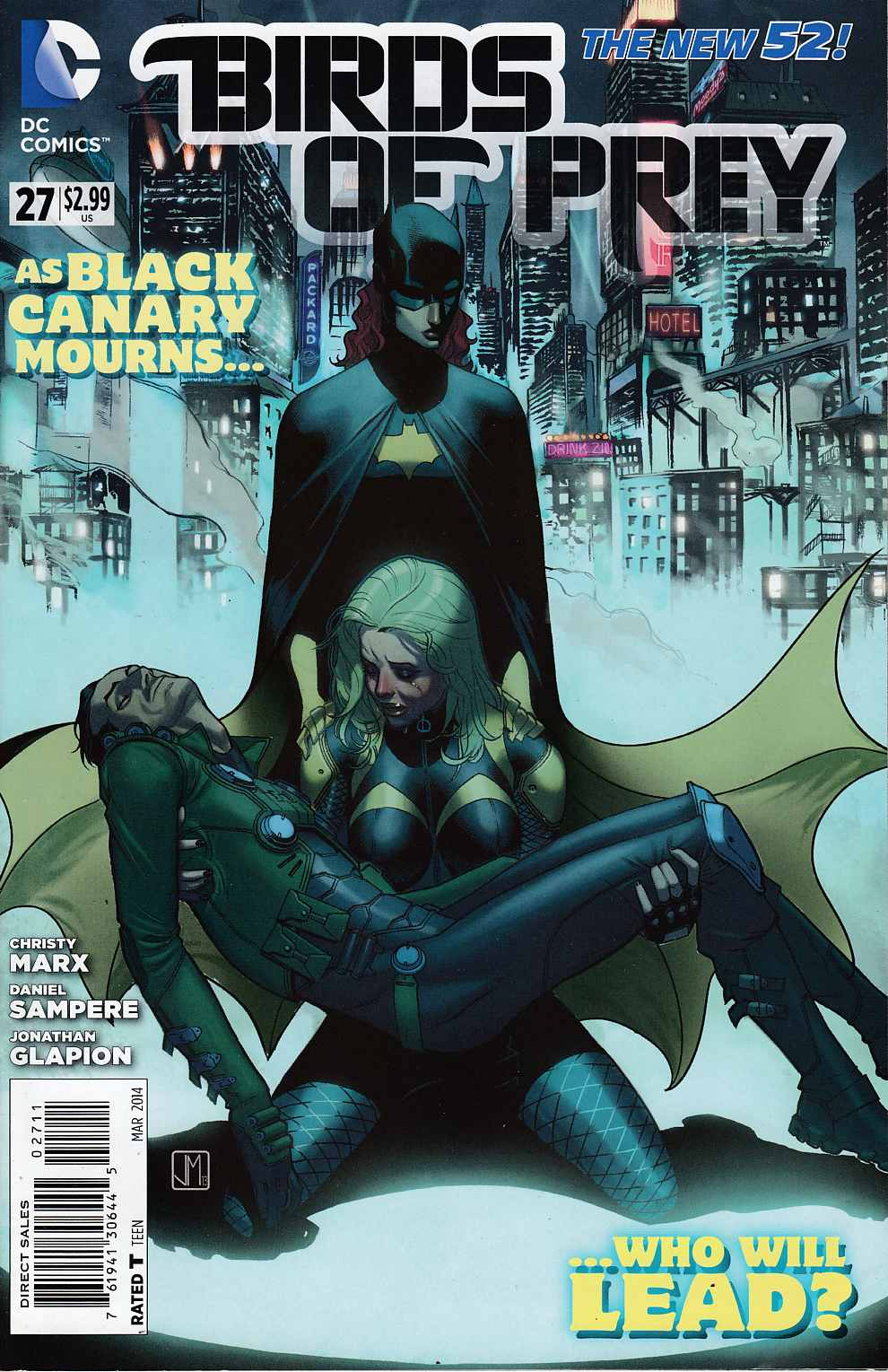 Birds of Prey #27 Near Mint (9.4) [DC Comic] THUMBNAIL