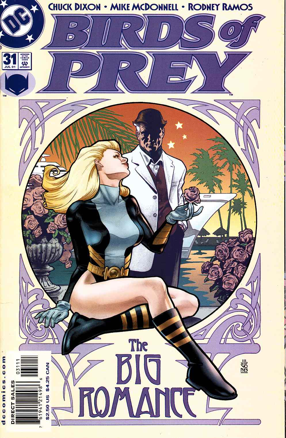 Birds Of Prey #31 [DC Comic]
