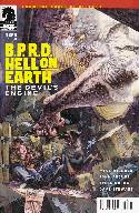 BPRD Hell On Earth Devils Engine #3 [Comic] THUMBNAIL