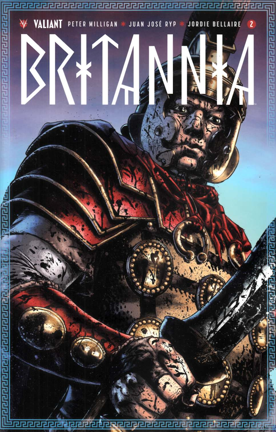 Britannia #2 Cover B [Valiant Comic]