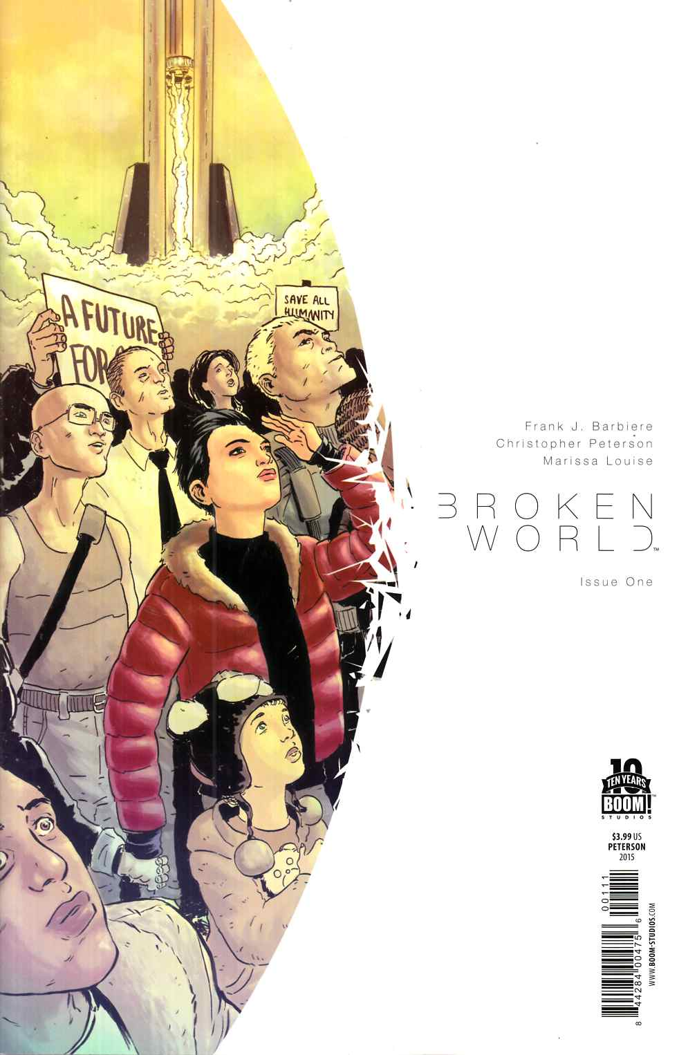Broken World #1 [Boom Comic] THUMBNAIL