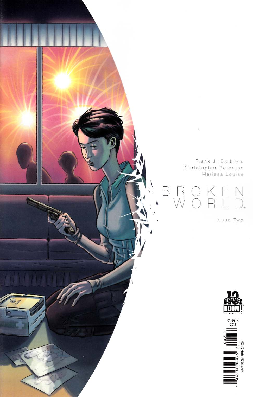 Broken World #2 [Boom Comic] THUMBNAIL