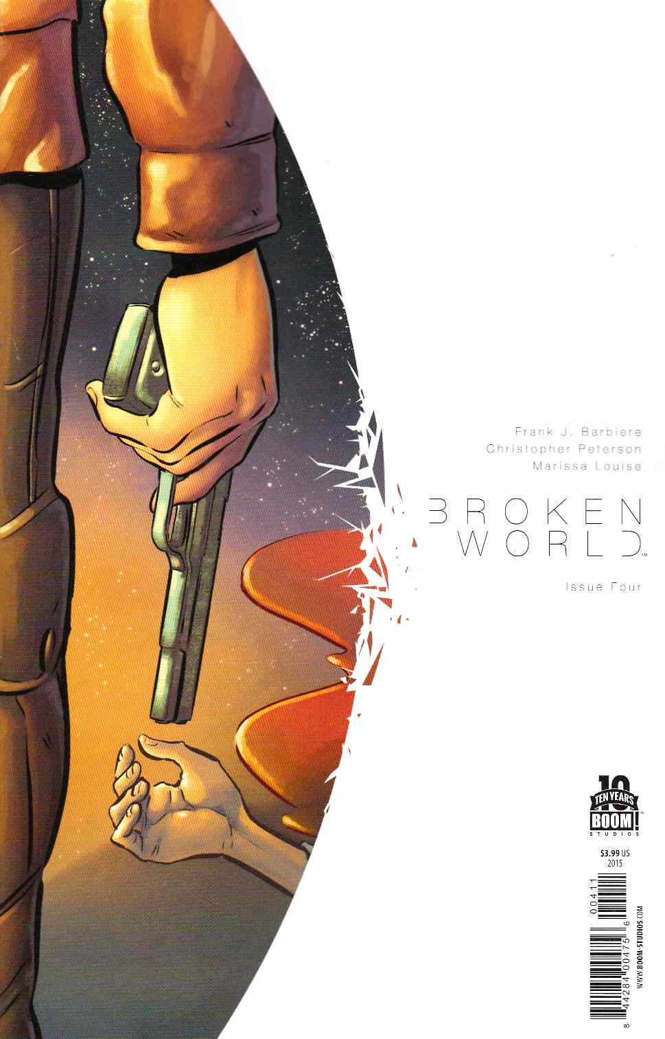Broken World #4 [Boom Comic] THUMBNAIL