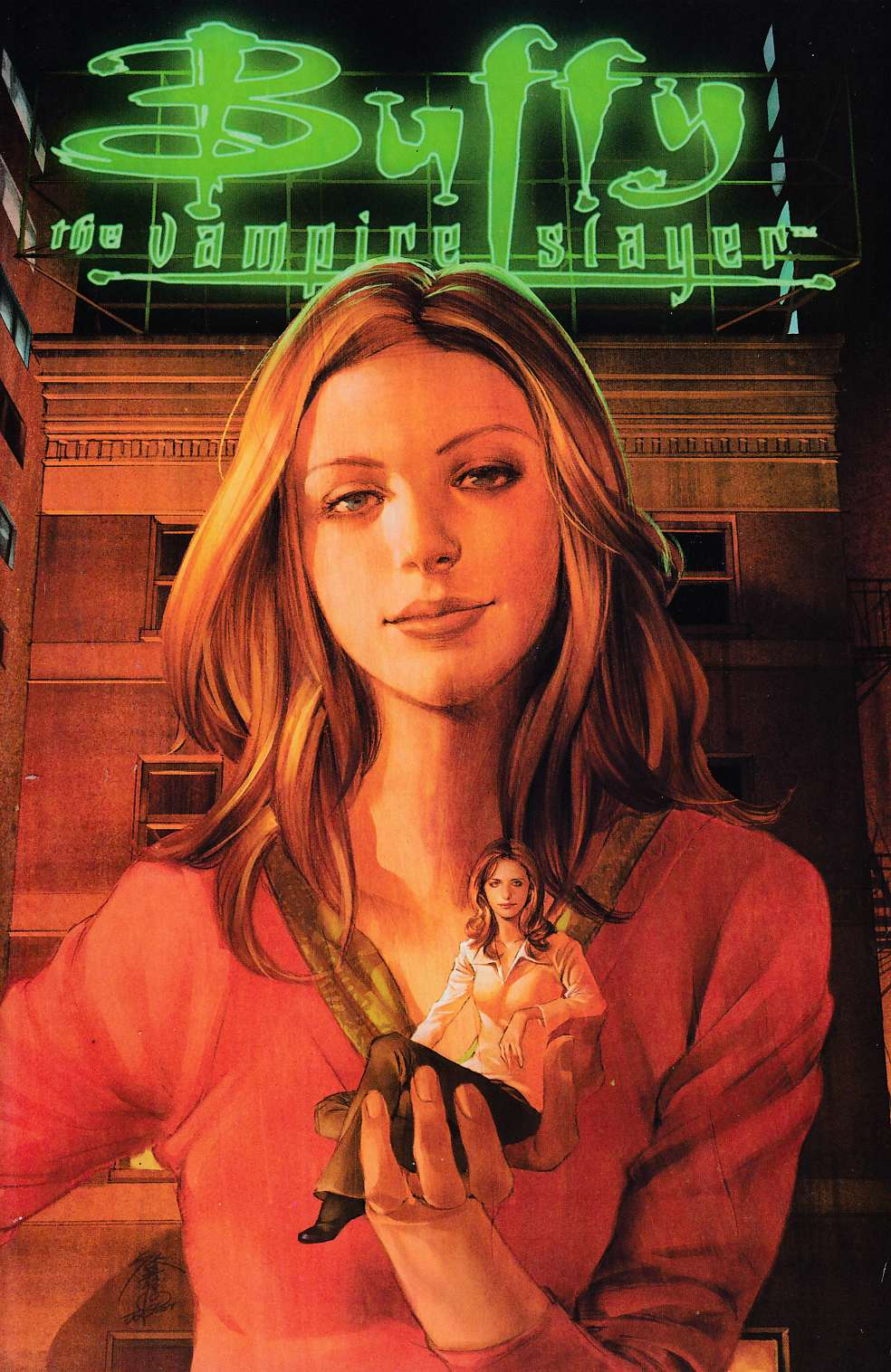 Buffy the Vampire Slayer Season 8 #4 Third Printing Very Fine Minus (7.5) [Dark Horse Comic] THUMBNAIL
