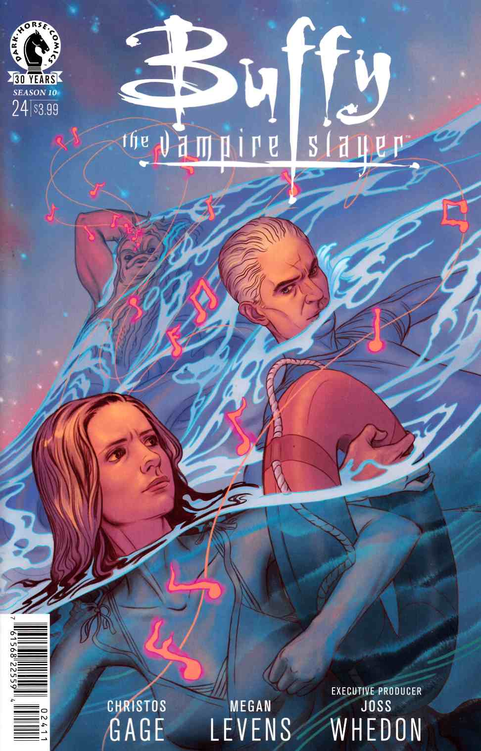 Buffy the Vampire Slayer Season 10 #24 [Dark Horse Comic] THUMBNAIL