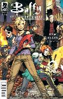 Buffy the Vampire Slayer Season 10 #1 Whedon Split Variant Cover A [Comic] THUMBNAIL