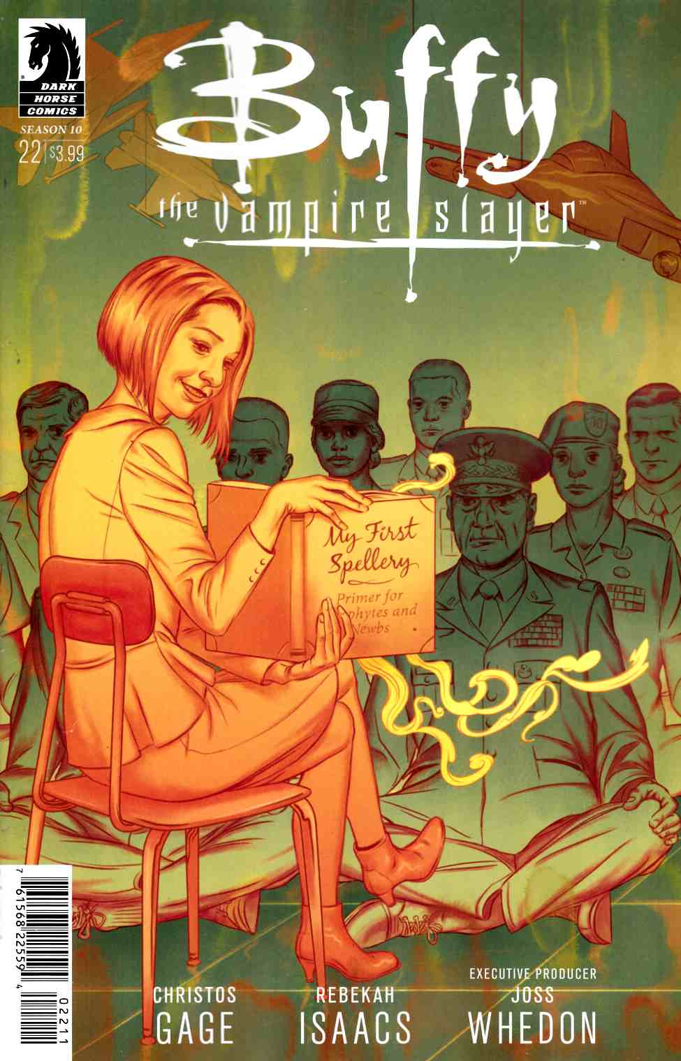 Buffy the Vampire Slayer Season 10 #22 [Dark Horse Comic] THUMBNAIL