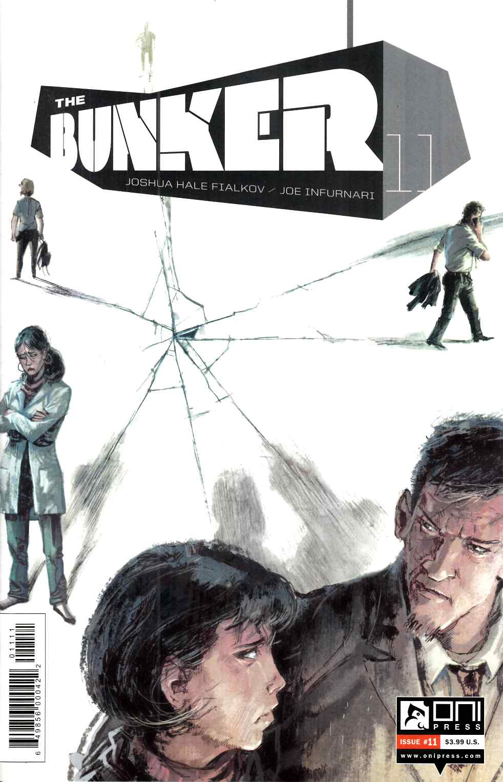 Bunker #11 [Oni Press Comic] THUMBNAIL