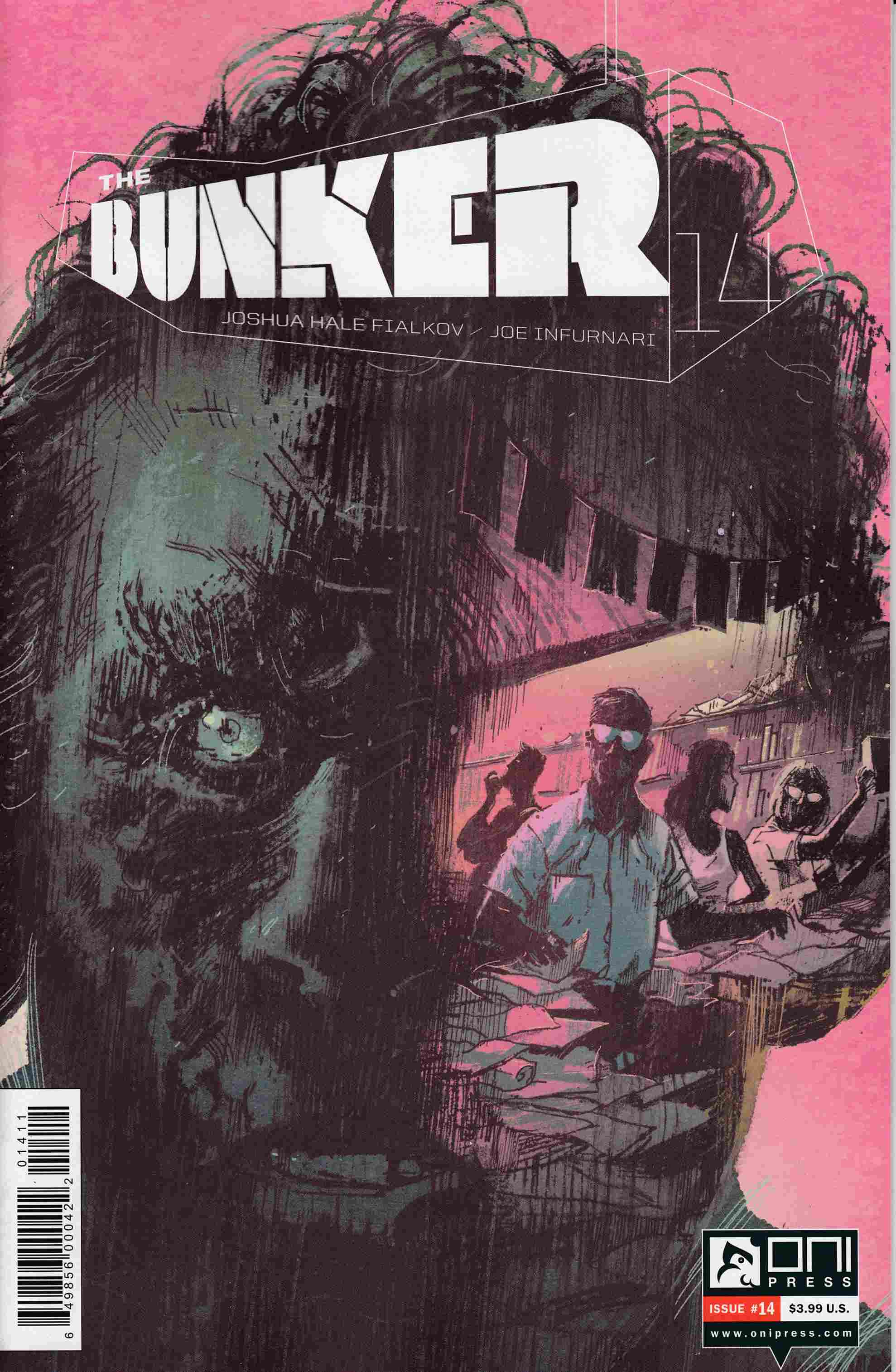 Bunker #14 [Oni Press Comic] THUMBNAIL