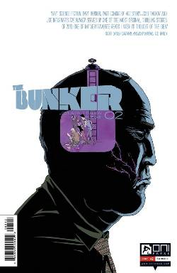Bunker #2 Second Printing [Comic] LARGE