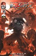 Bushido #1 Cover B- Signed By Rob Levin [Comic]_THUMBNAIL