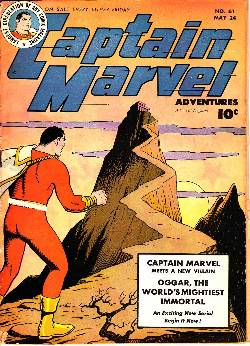 Captain Marvel Adventures #61 [Comic] LARGE