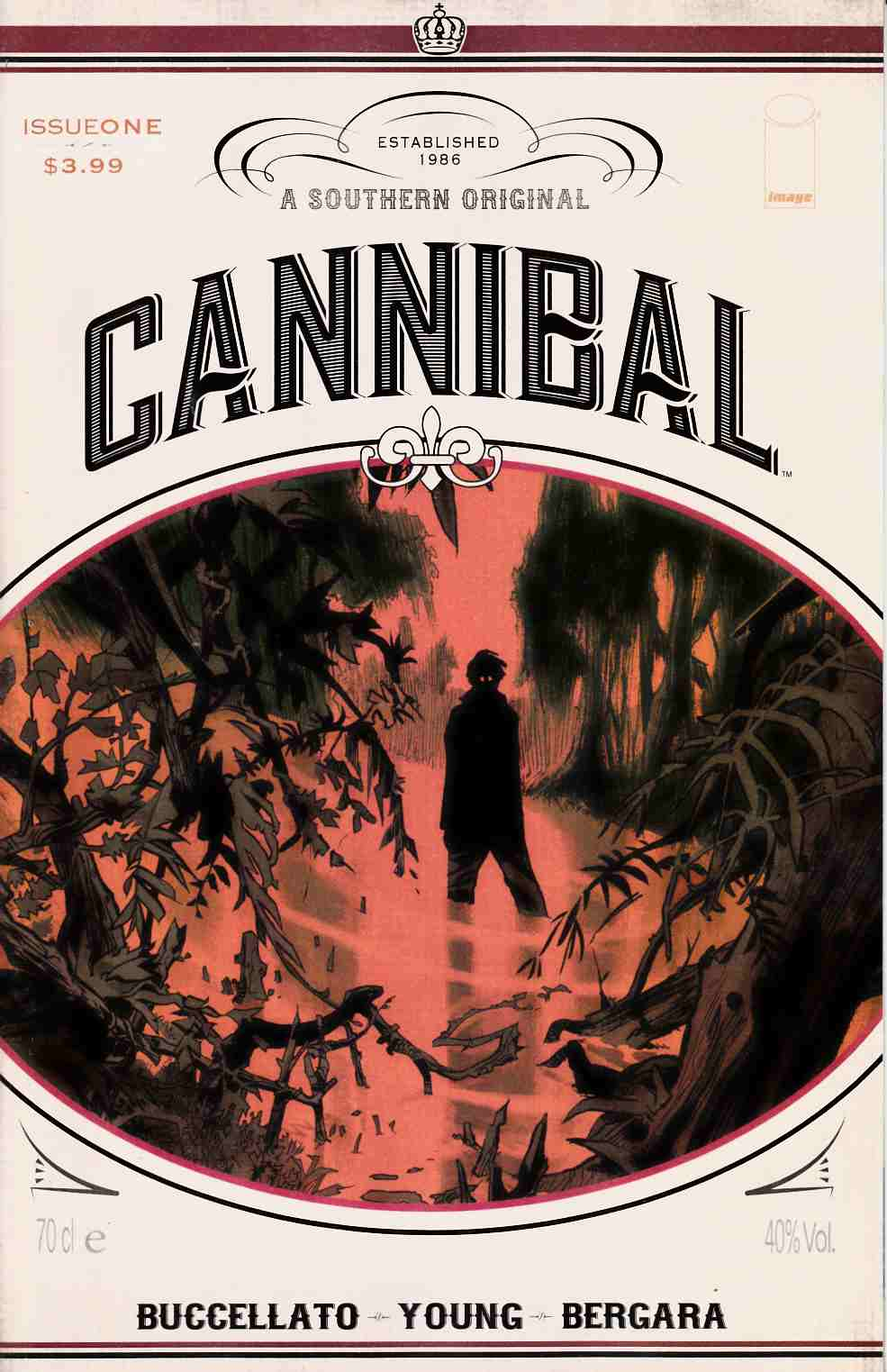 Cannibal #1 [Image Comic] LARGE
