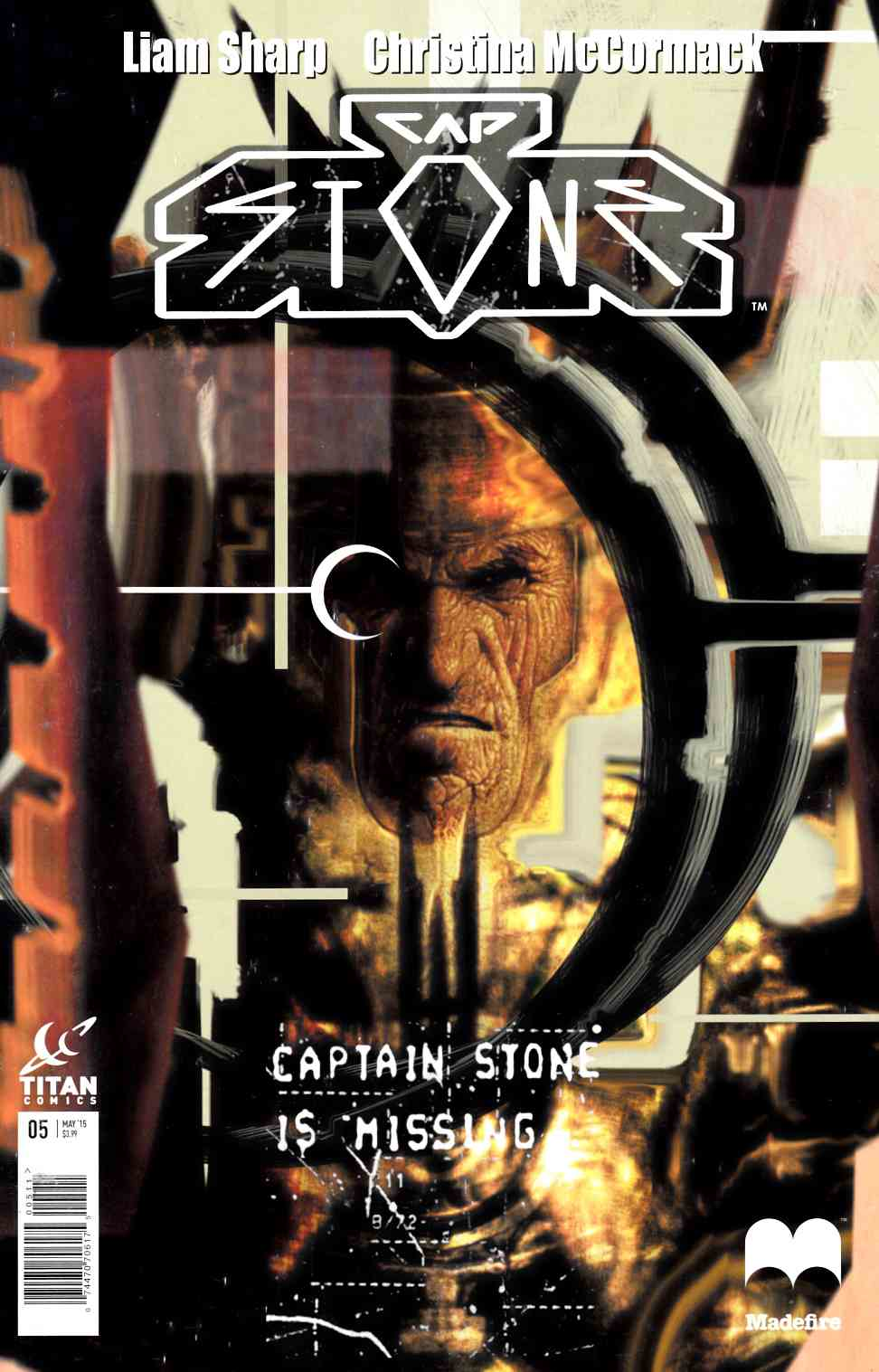 Captain Stone #5 [Titan Comic]_THUMBNAIL