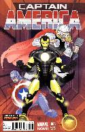 Captain America #6 Iron Man Many Armors Cover [Comic] THUMBNAIL