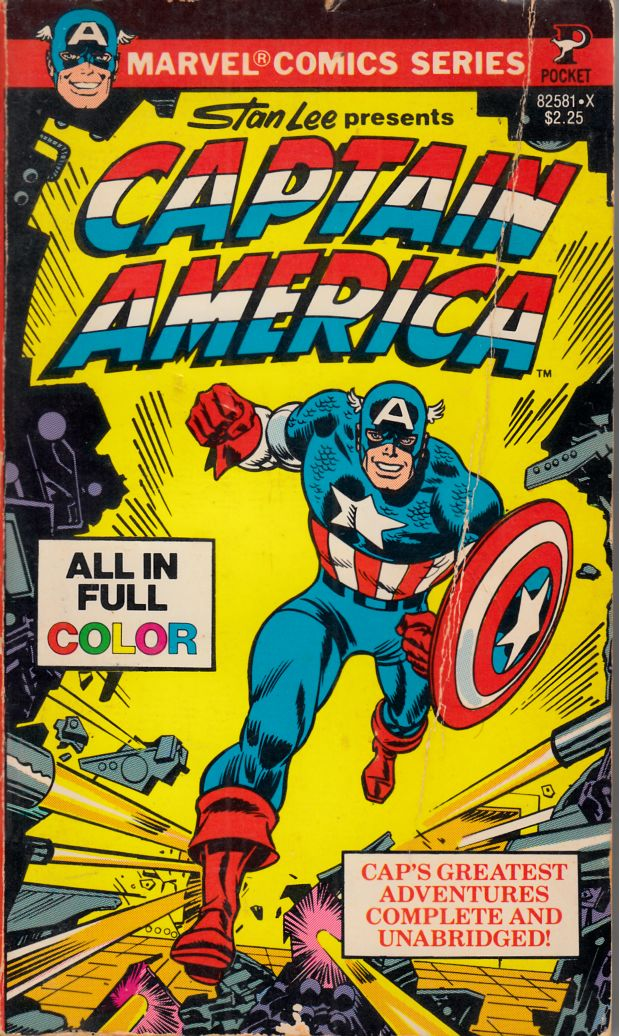 Captain America Volume 1 PB Very Good (4.0) [Marvel Softcover] THUMBNAIL