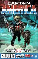Captain America #2 Second Printing (Now) [Comic] THUMBNAIL