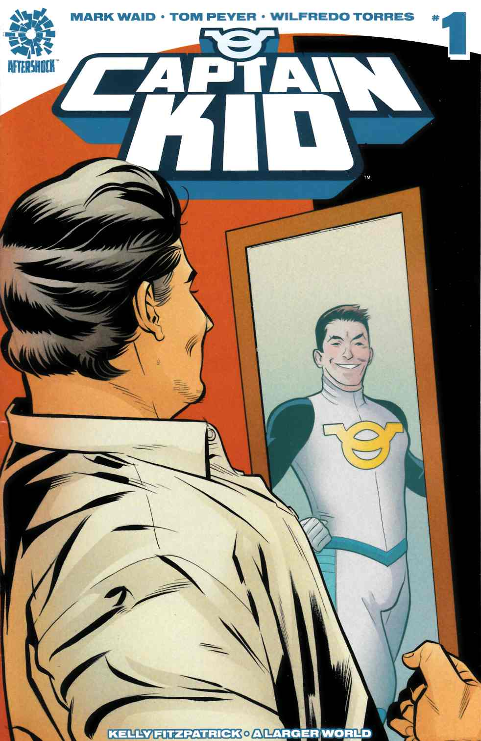 Captain Kid #1 [Aftershock Comic] LARGE