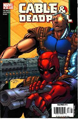 Cable & Deadpool #23 [Marvel Comic] LARGE