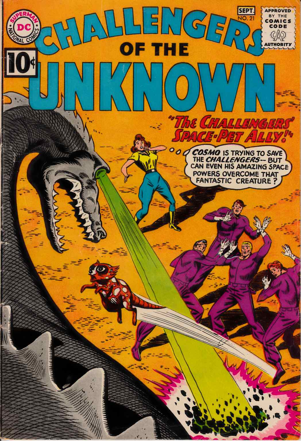 Challengers of the Unknown #21 [DC Comic]_THUMBNAIL
