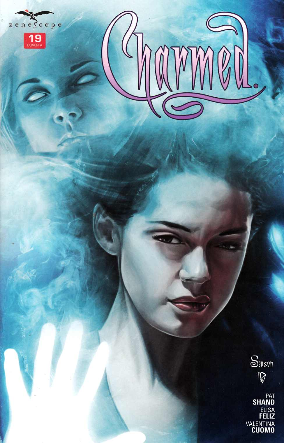 Charmed Season 10 #19 [Zenescope Comic] THUMBNAIL
