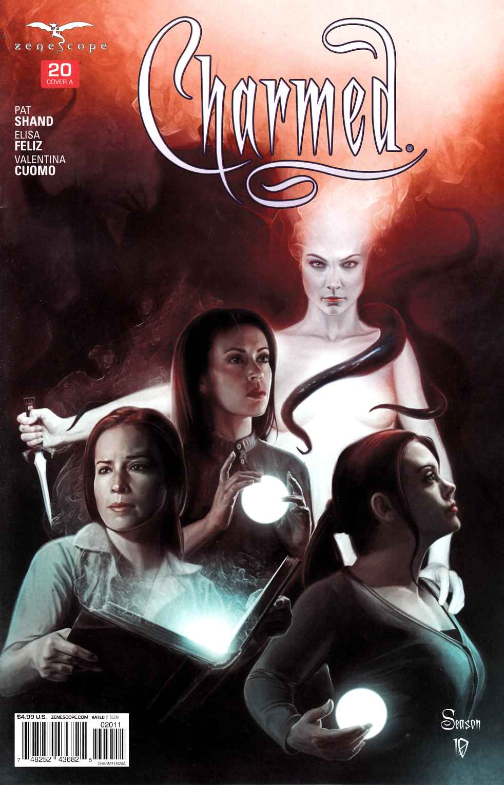 Charmed Season 10 #20 [Zenescope Comic] THUMBNAIL