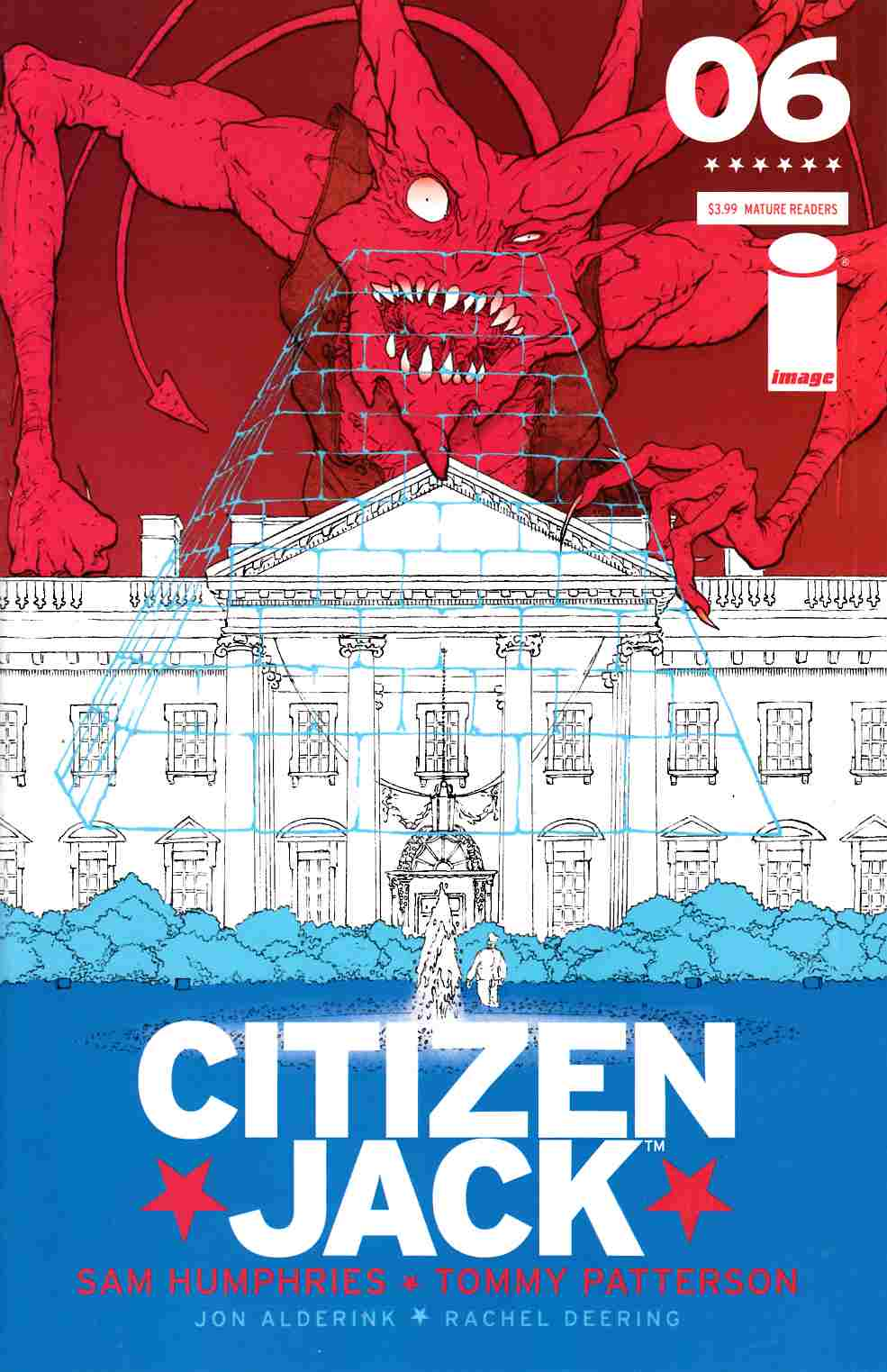 Citizen Jack #6 Cover A [Image Comic] THUMBNAIL