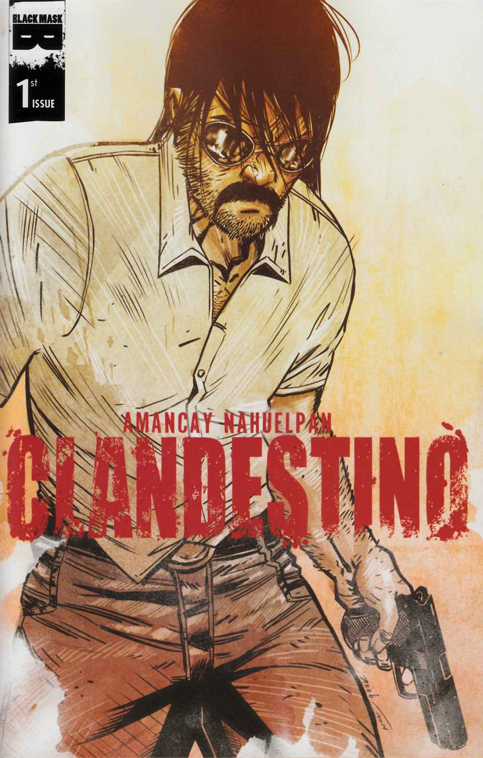 Clandestino #1 [Black Mask Comic] THUMBNAIL