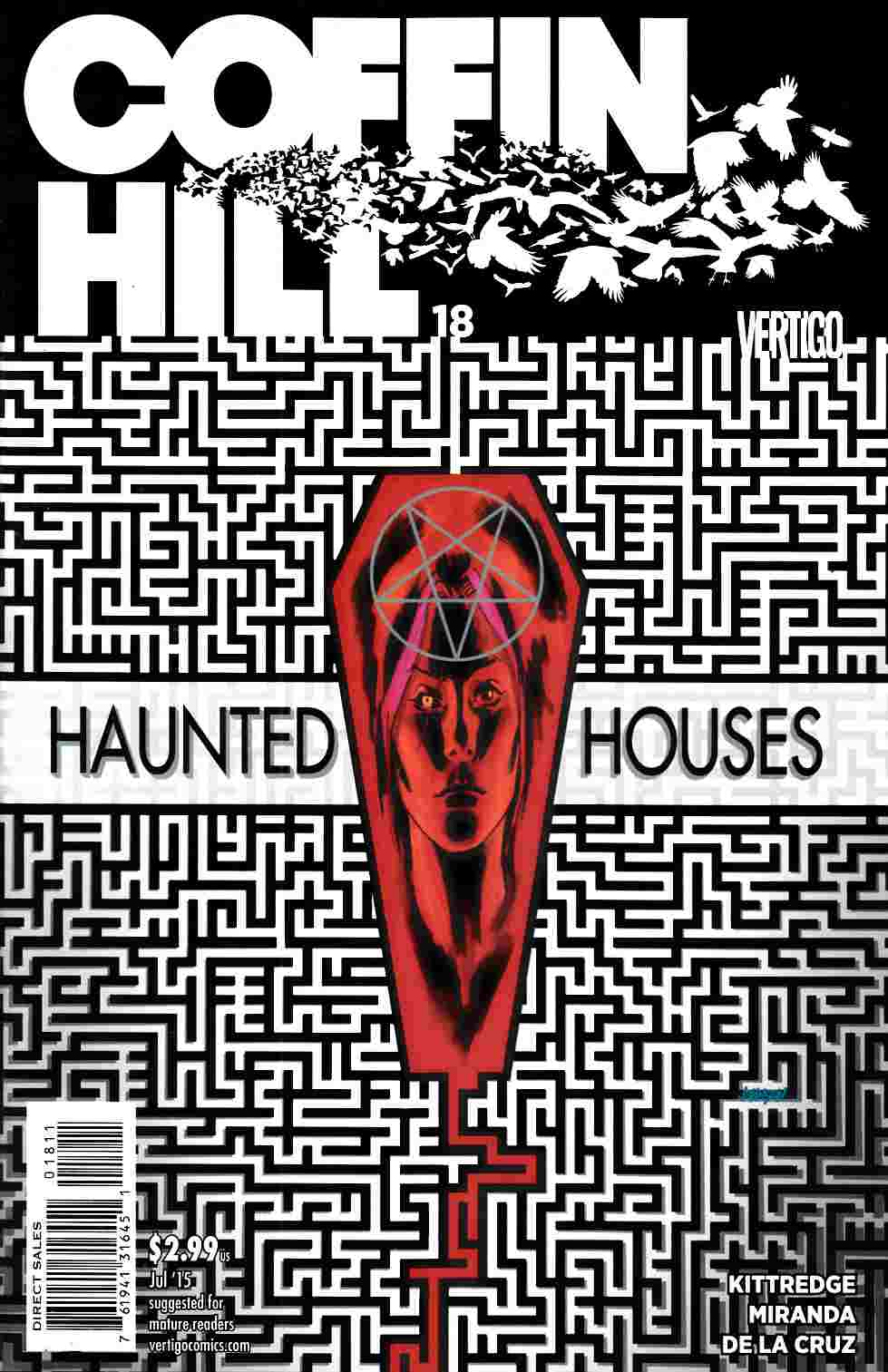 Coffin Hill #18 [DC Comic] THUMBNAIL