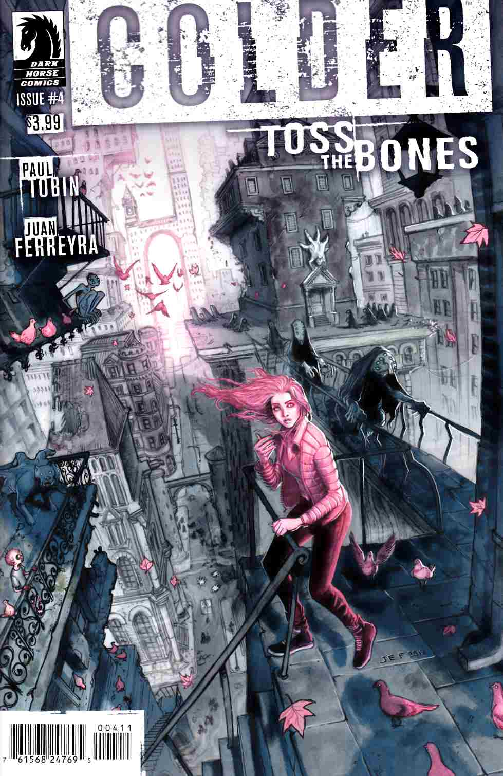 Colder Toss the Bones #4 [Dark Horse Comic]_THUMBNAIL