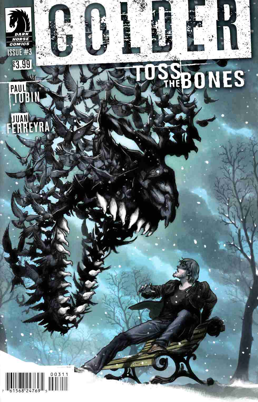 Colder Toss the Bones #3 [Dark Horse Comic]_THUMBNAIL