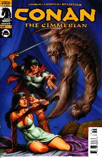 Conan the cimmerian #10 LARGE