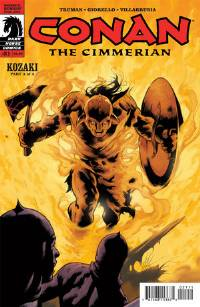 Conan the cimmerian #21 LARGE