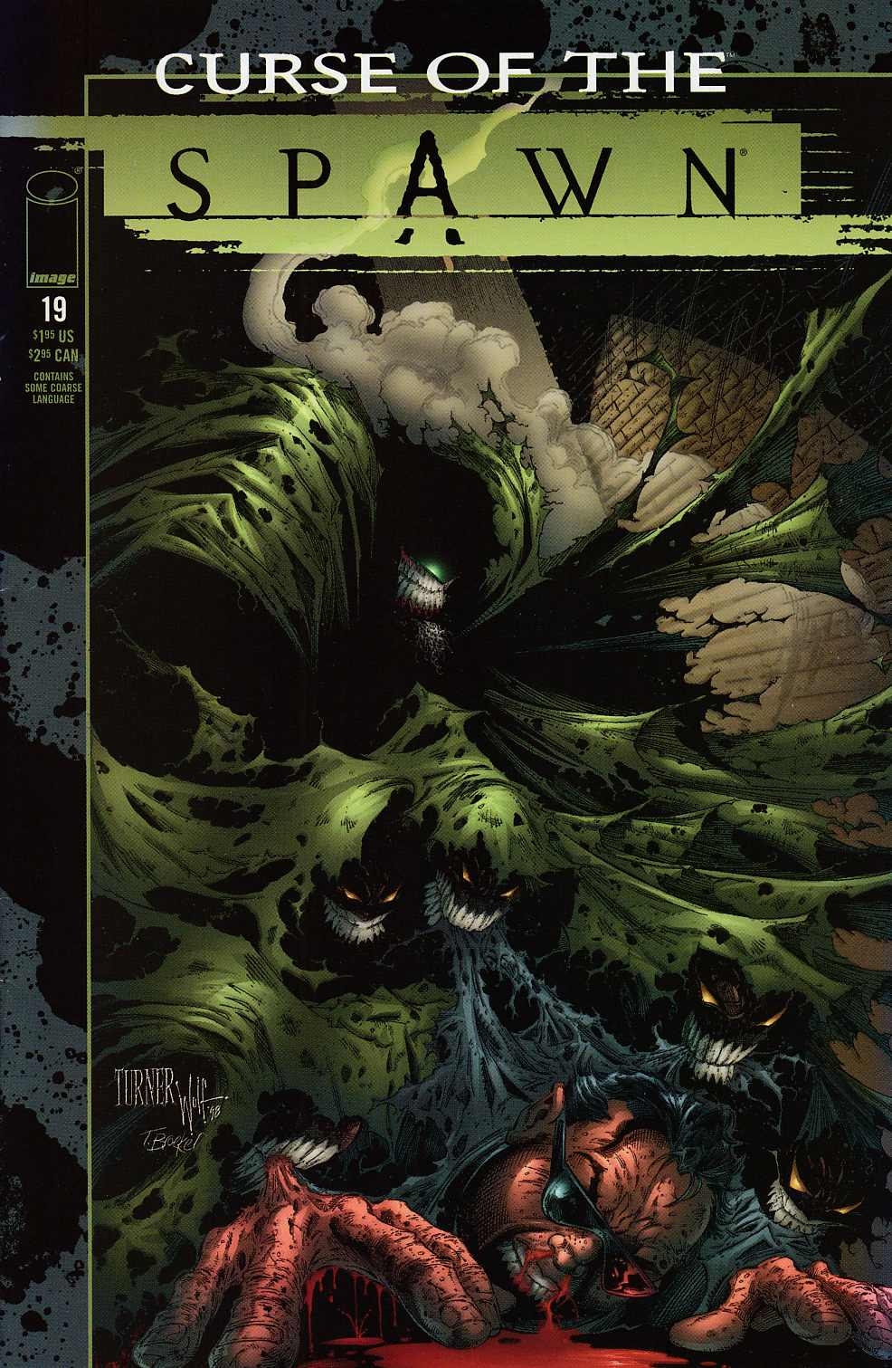 Curse of the Spawn #19 Very Fine (8.0) [Image Comic] THUMBNAIL