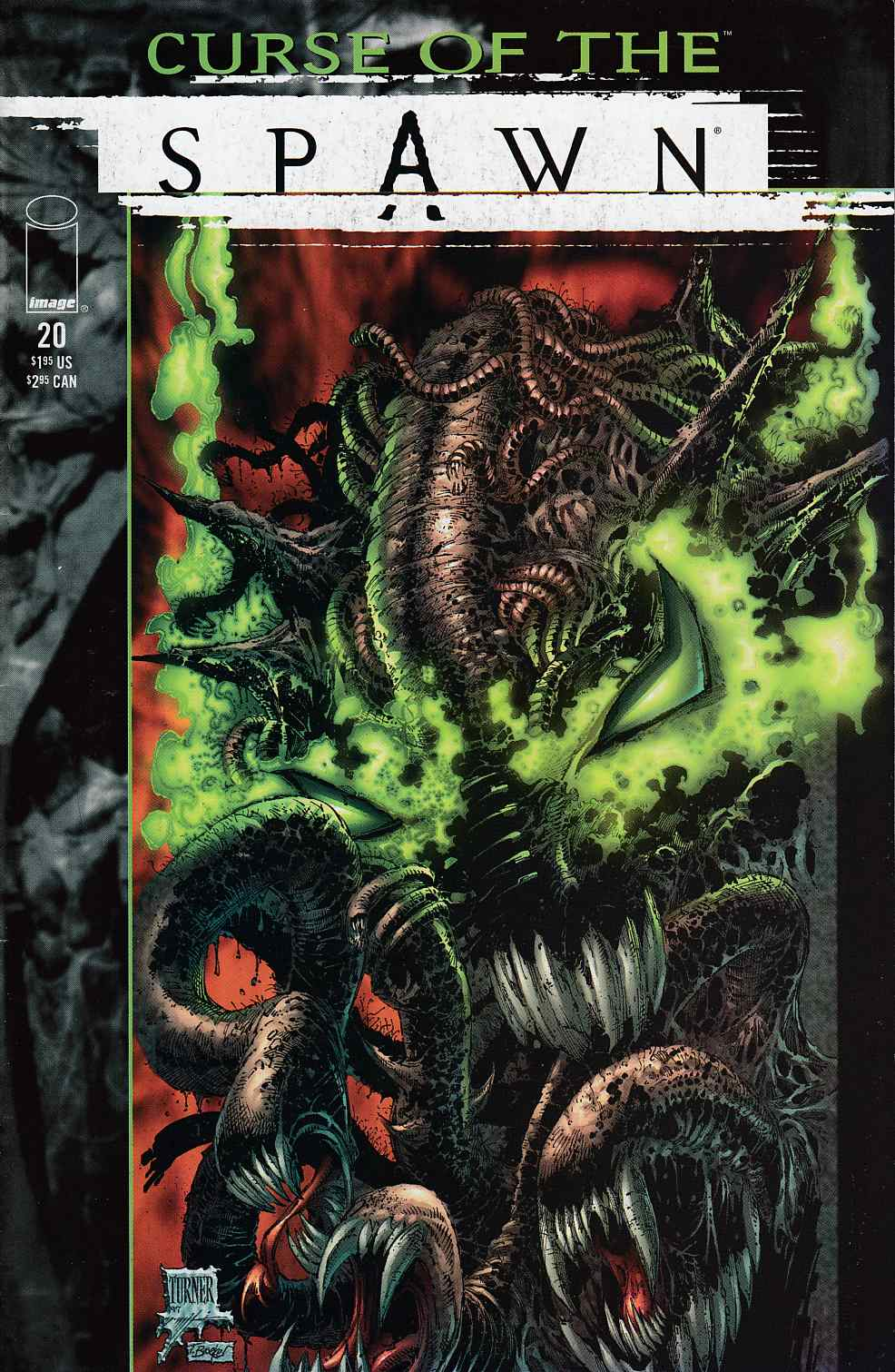 Curse of the Spawn #20 Very Fine (8.0) [Image Comic] THUMBNAIL