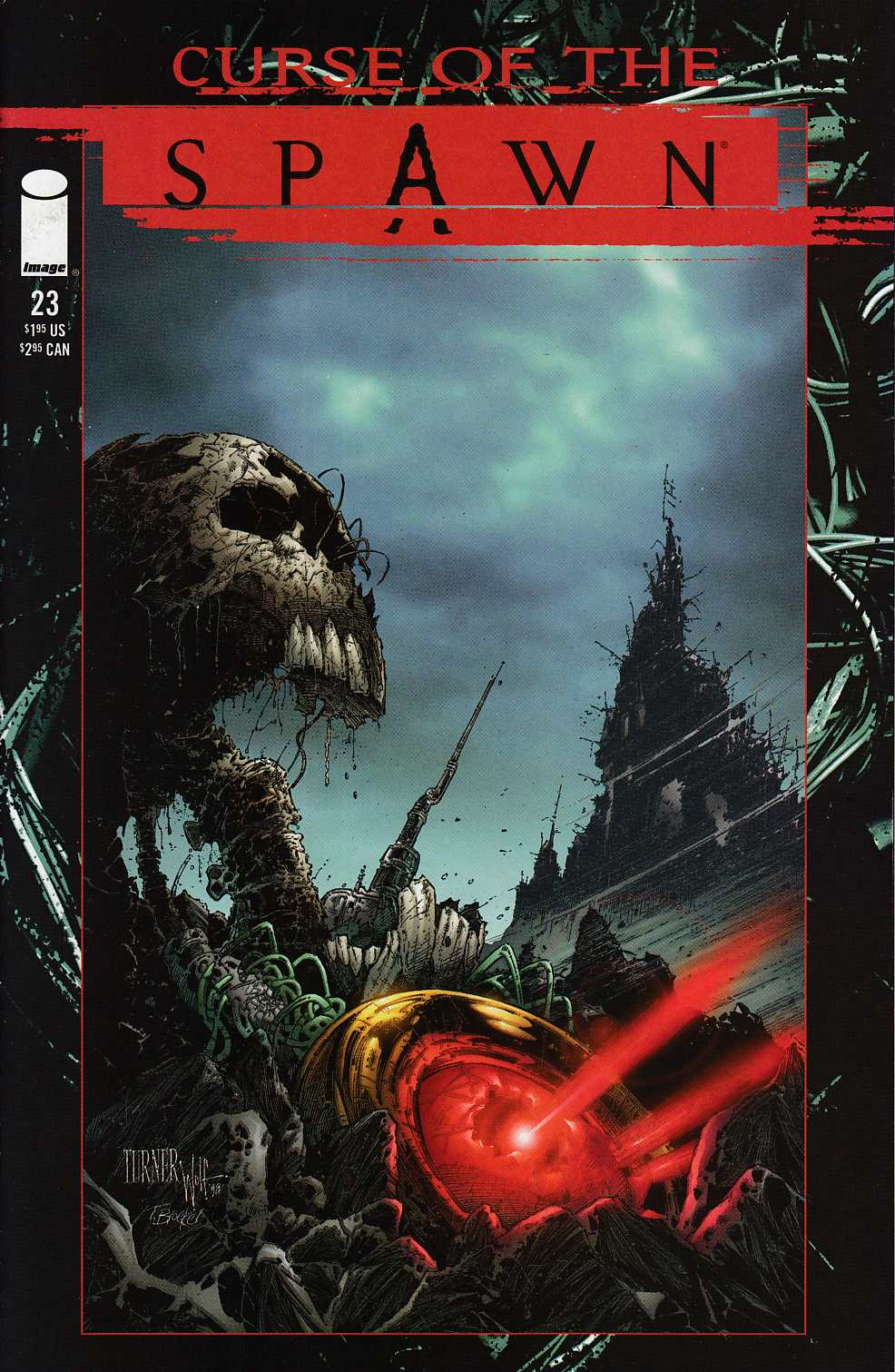 Curse of the Spawn #23 Very Fine Minus (7.5) [Image Comic] THUMBNAIL