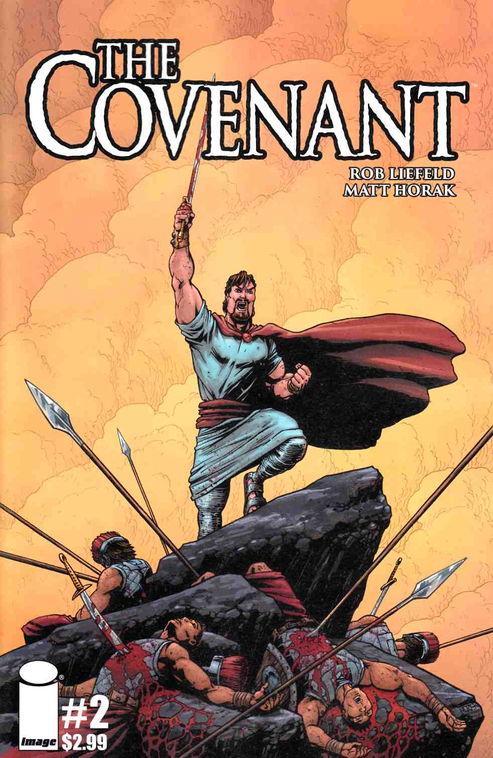 Covenant #2 Cover B- Horak [Image Comic] LARGE