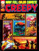 Creepy #54 [Warren Magazine] THUMBNAIL