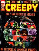 Creepy #55 [Warren Magazine] THUMBNAIL
