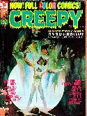 Creepy #56 [Warren Magazine] THUMBNAIL