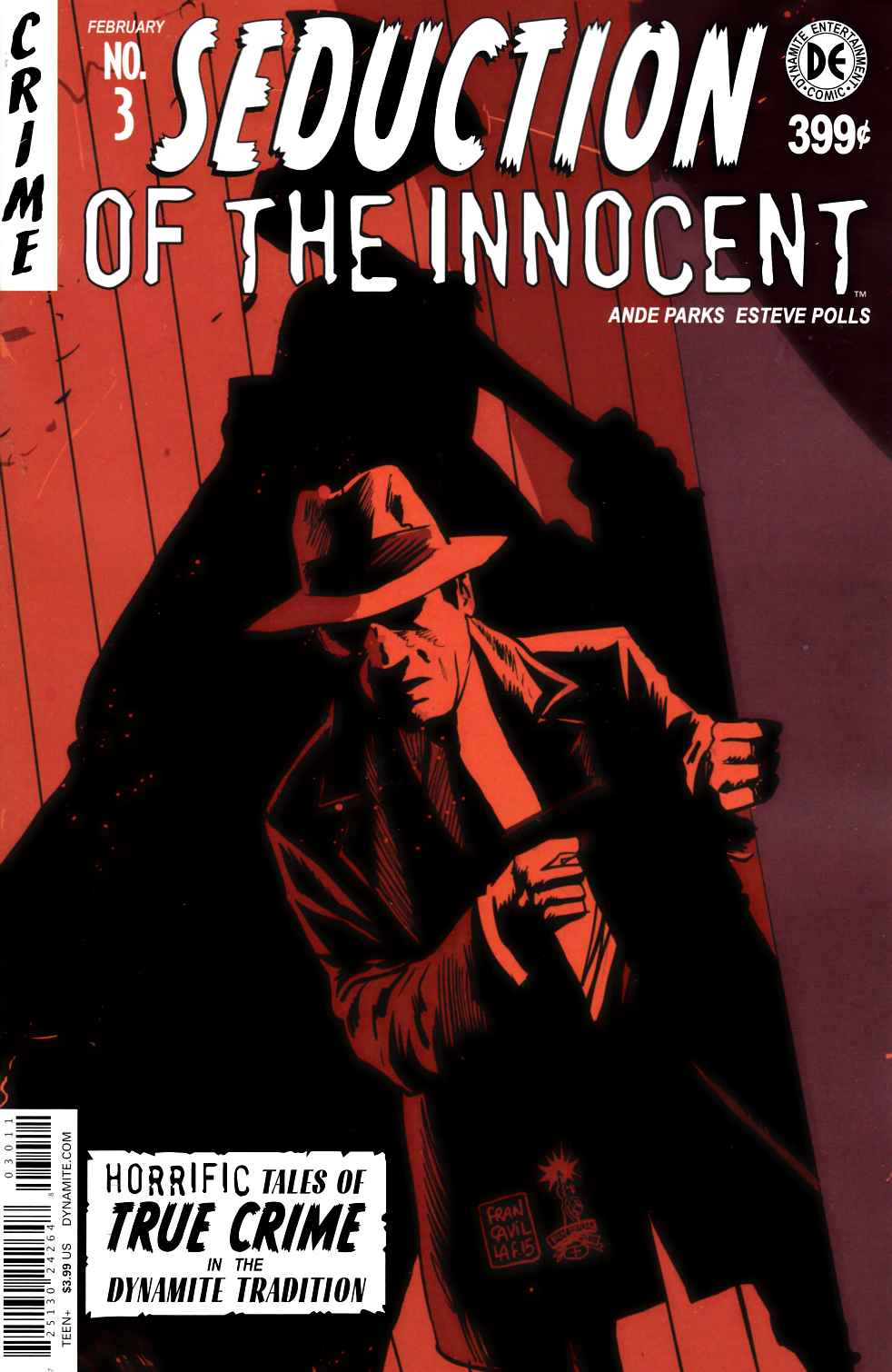 Seduction of the Innocent #3 [Dynamite Comic] THUMBNAIL