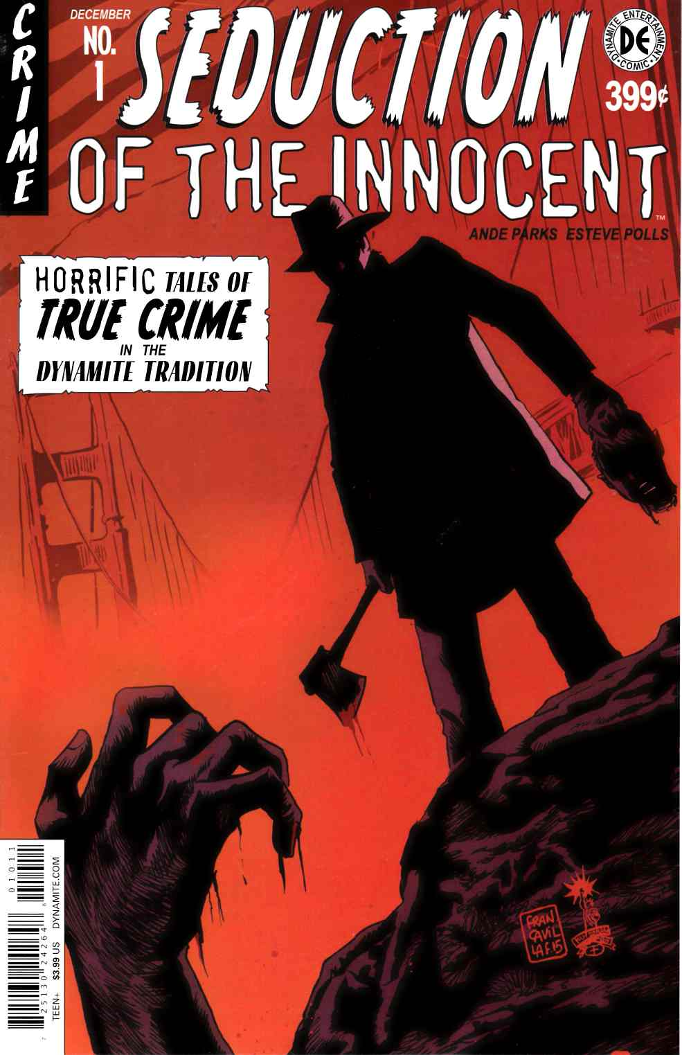 Seduction of the Innocent #1 [Dynamite Comic]