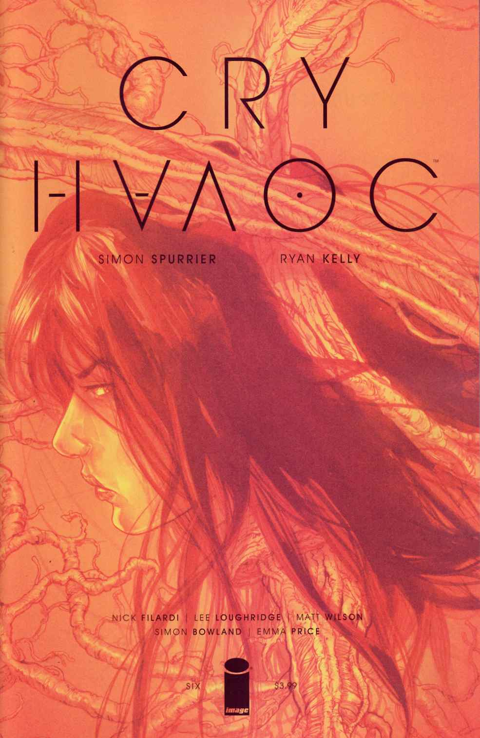 Cry Havoc #6 Cover A [Image Comic] THUMBNAIL