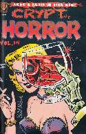Crypt of Horror #14 Signed By Bill Black [Comic] THUMBNAIL
