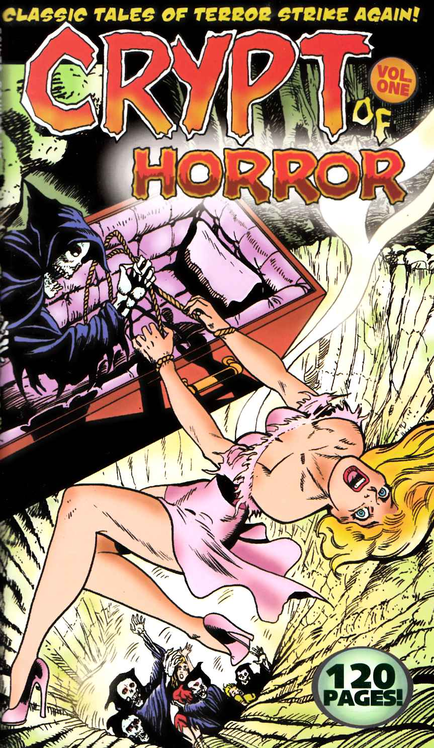 Crypt of Horror #1 Near Mint Minus (9.2) [AC Comic] THUMBNAIL