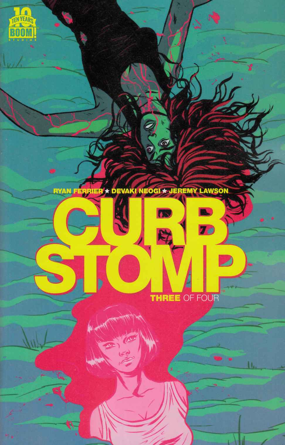 Curb Stomp #3 [Boom Comic]
