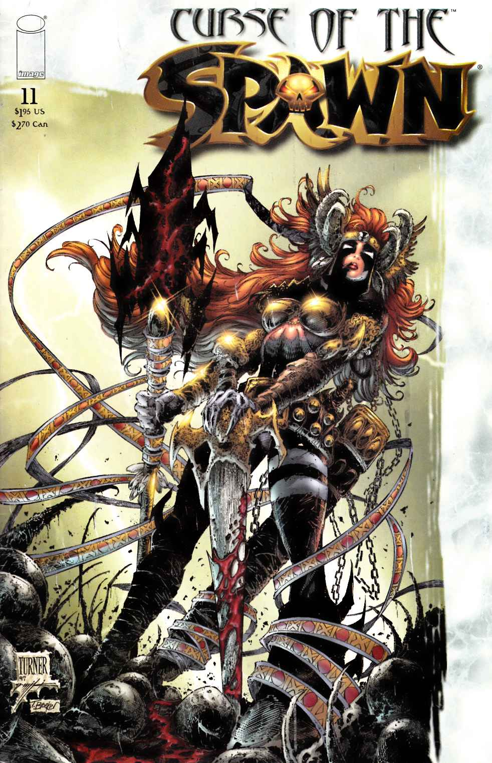 Curse of the Spawn #11 Very Fine (8.0) [Image Comic] THUMBNAIL
