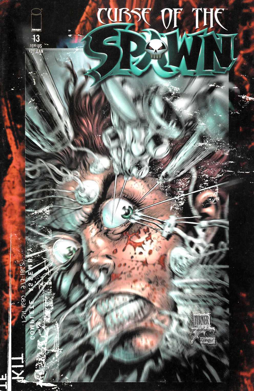 Curse of the Spawn #13 Very Fine (8.0) [Image Comic] THUMBNAIL