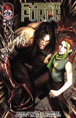 Cyber Force #2 Sejic Incentive Variant Cover [Comic] LARGE